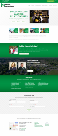 McPherson-Insurance-Agency-Home